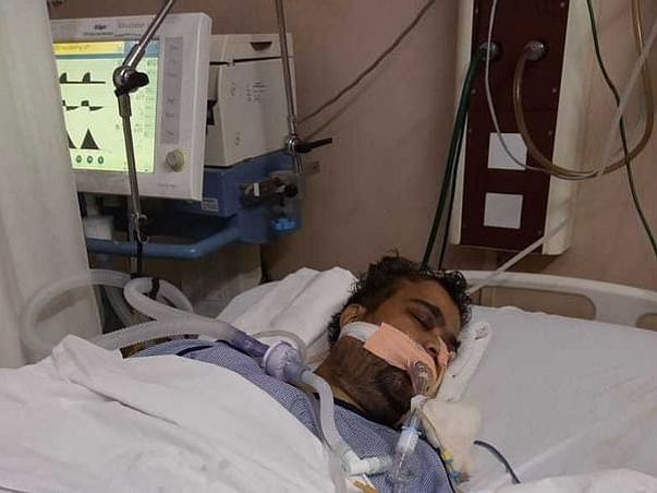 Support Naveen Kumar Recover From Hypoxic Brain Injuries