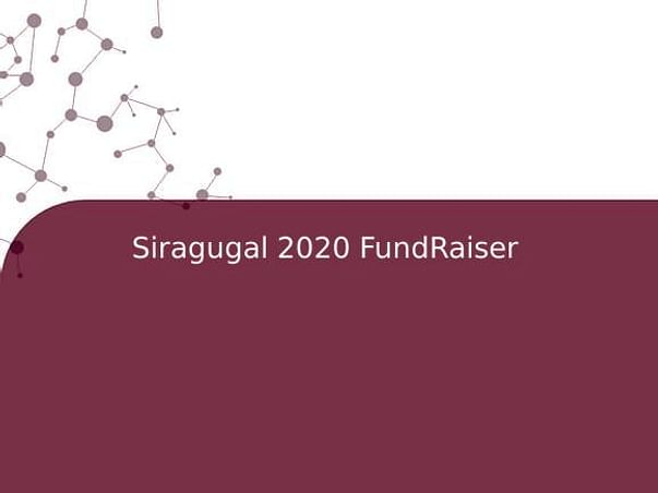 Siragugal 2020 FundRaiser