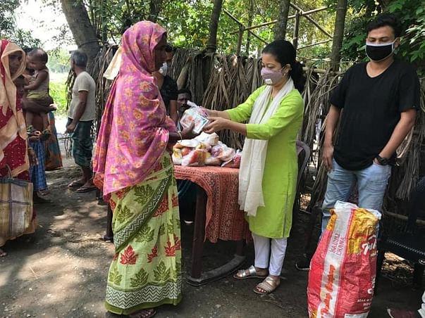 Help set up a Medical Camp in Assam