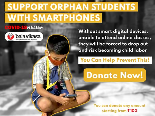 Lack of Devices Forcing Poor Orphans Miss Online Classes, Please Help!