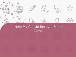 Help My Cousin Recover From Coma
