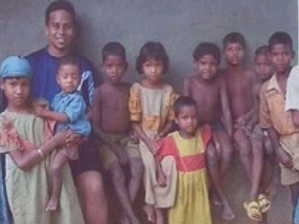 Help these children to live a better life