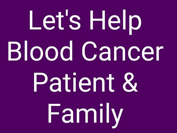 Please Help Manikanta to recover from Blood Cancer and debts
