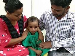 3 years old Victor needs your help fight Acute Myeloid Leukemia