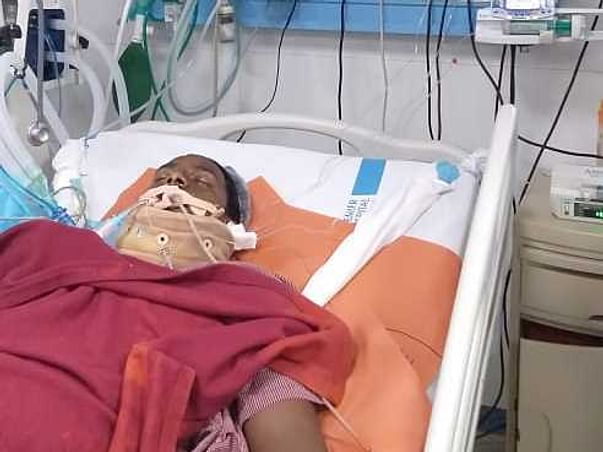 Support Prashanth Recover From Road Traffic Accident