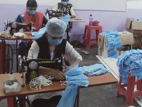 Help Us Provide Livelihood to Women & Girls affected by COVID 19