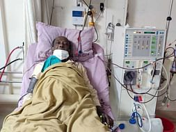Support Chandan Chakraborty Recover From Chronic Kidney Disease