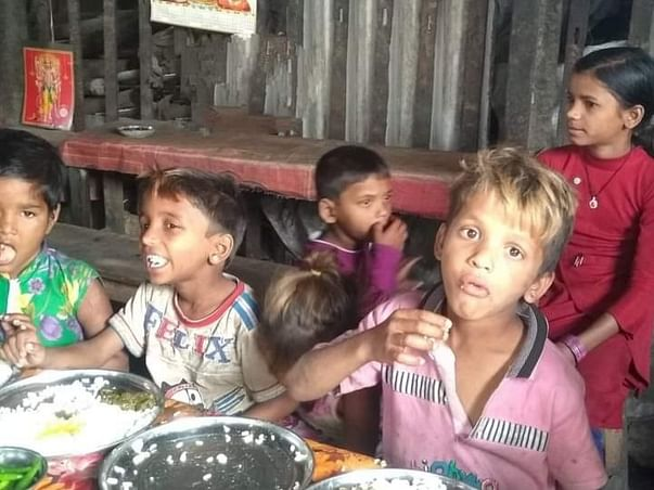 Help Me To Raise Fund For Street Children Struggling In Covid LockDown