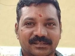 Help Sathish by support his children's education and family