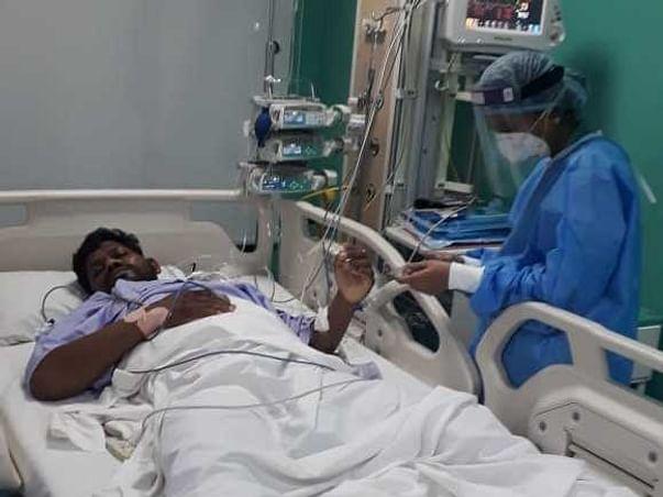Support Bandari Babu Recover From Heart Attack
