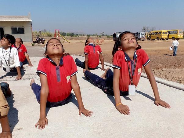 Support  Dnyanganga Shikshan Sanstha To run Free School