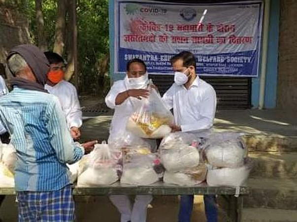 Feed india's Hungry people in this lockdown