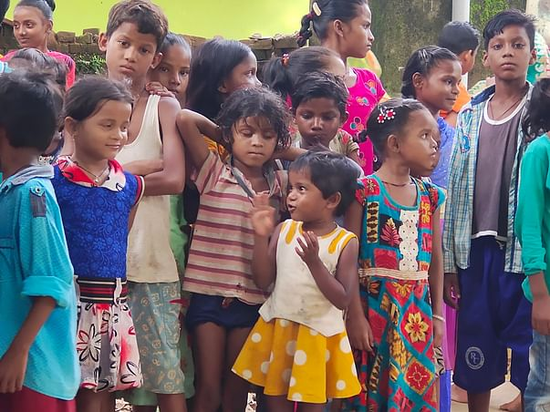 Help me to bring smile on the faces of these child this Diwali