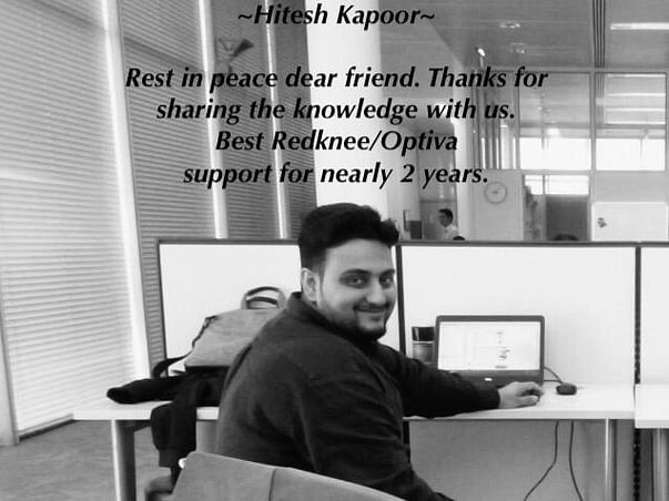 Support Hitesh Kapoor's Fmaily In This Situation