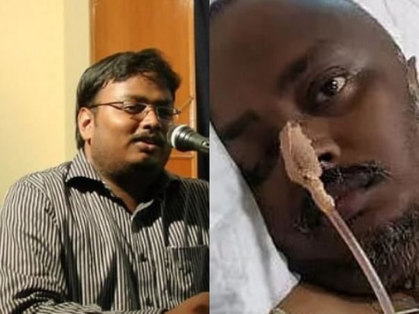 Help my teacher Durgesh Sir recover from brain hemorrhage