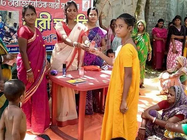 Help Nari Samhati protect women