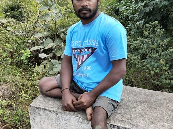 Support Veeranna Pulugujja For Live