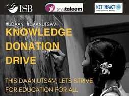 NIC Knowledge Donation Drive in association with Unquarantine