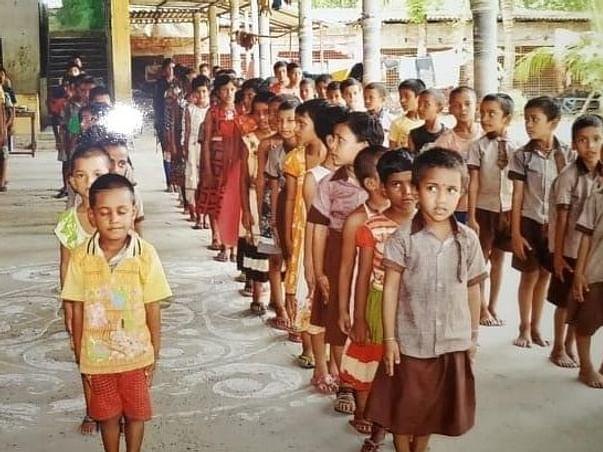 Join Us To Build Poor  GIRLS HOSTEL FOR OUR SCHOOL Joynagar , West Ben