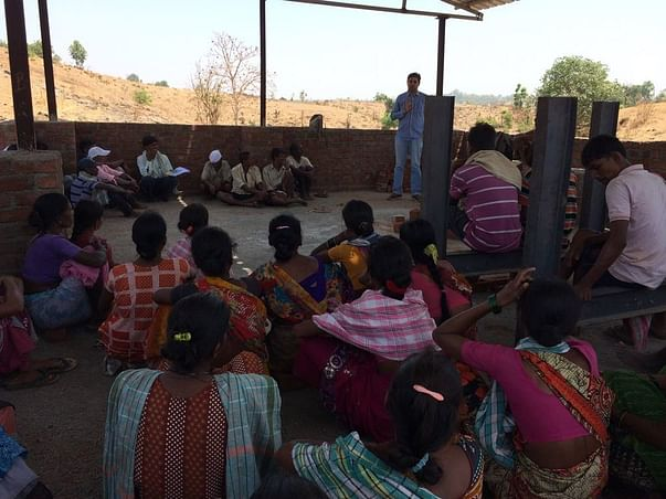 Watershed development program in drought-prone villages of Maharashtra