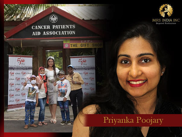 Help Children With Cancer And Their Families With Priyanka Poojary