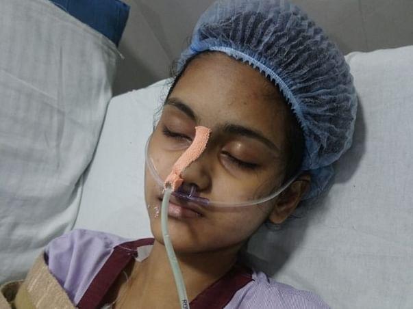 Help My Daughter Battle Cancer