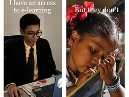 """""""Help our rural children connect to e-learning"""""""