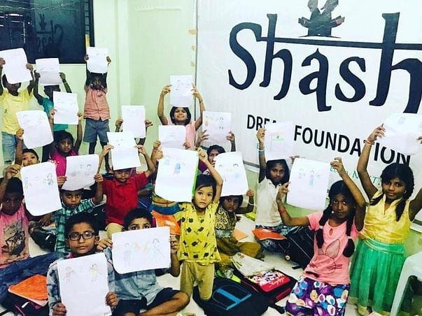 SUPPORT UNDERPRIVILEDGE CHILDREN WITH DREAM DIGITAL CLASS ROOM