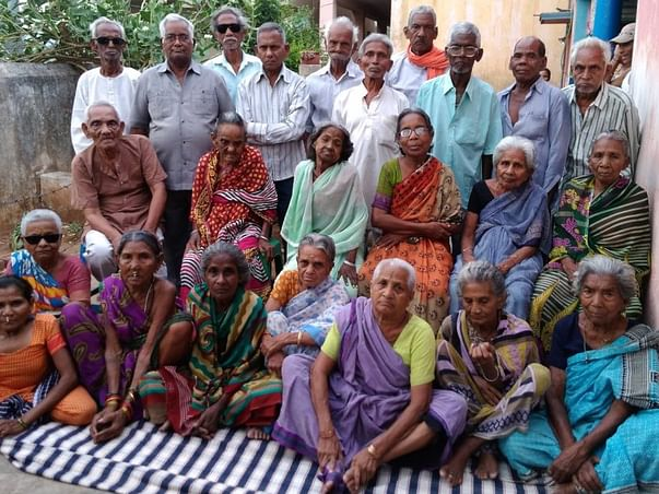 Help 300+ Old Age & Elderly Destitute people in the Crisis