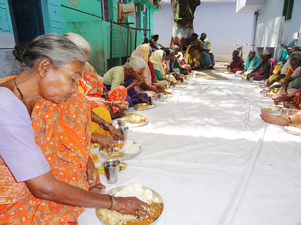 Help 300+ Old Age & Elderly Destitute people in the Covid Crisis