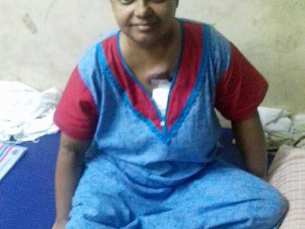 Support Sandeepti to Recover