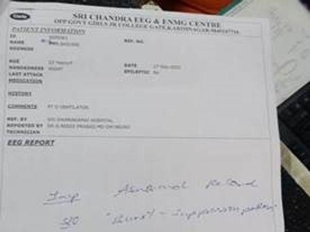 Support BASA Shivaranjani to recover