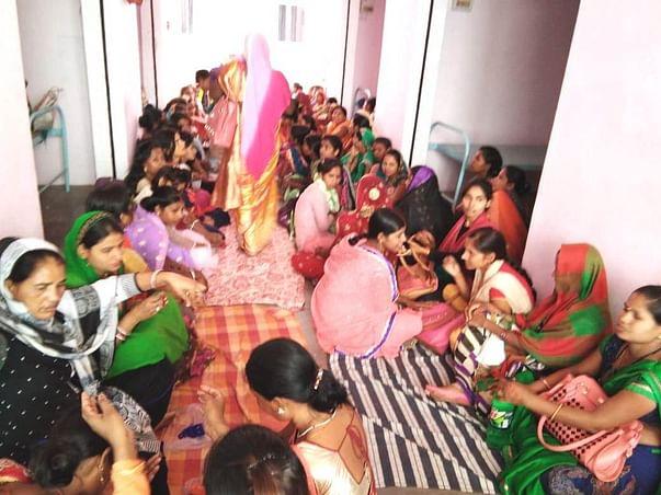 Trust Silai Kadai Bunai And COVID-19 For Food Support