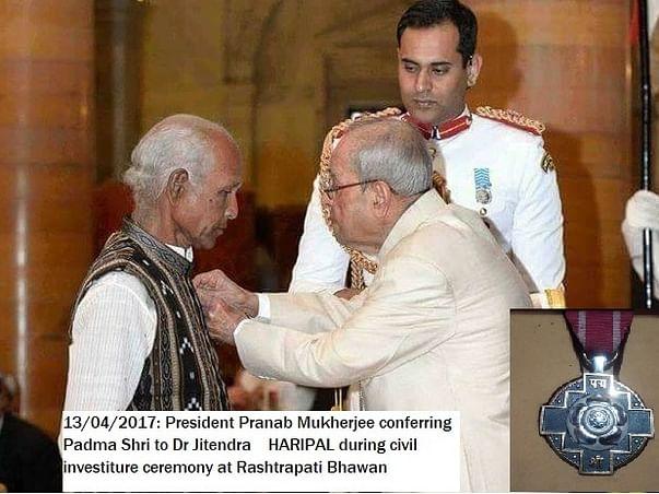 Fund Raising for Padma Shri Jitendra Haripal (Renowned folk singer)