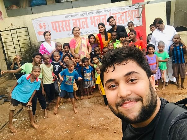 Help Mehul Palan to raise funds for Orphan Kids, Save A Life This Year