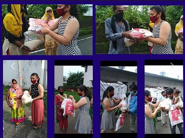 Help Us Distribute Sanitary Pads for Deprived Women