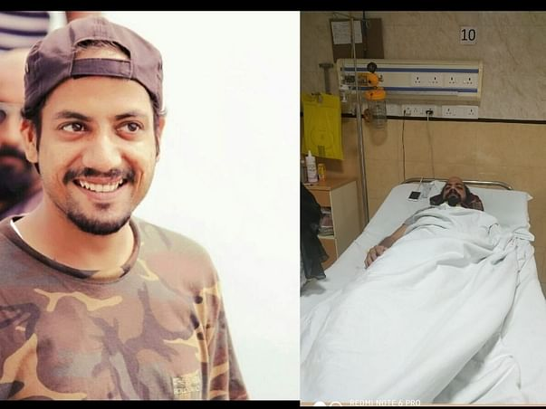 My Brother Is Fighting For Life And We Need Your Support To Save Him