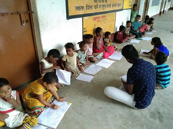 Let's make education accessible to tribals and the marginalized