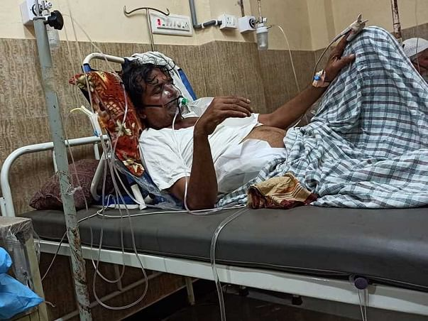 Support Shajee Ur Rahman Recover From Lung Disease