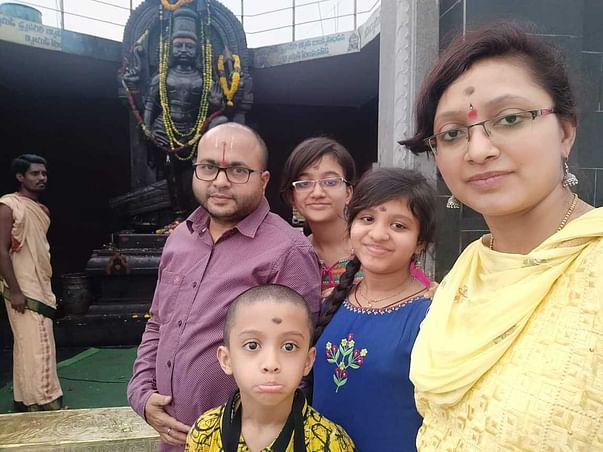 Support Tulasi's Family