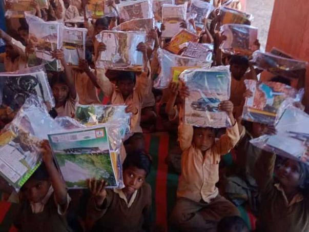 HariVansh Tribal Blankets , Jackets Distribution Scheme