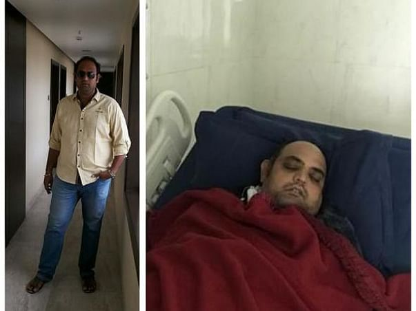 37 years old Praveen needs your help fight Chronic Kidney Disease