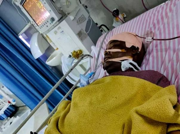 Support Kartik Sharma Recover From Craniotomy & Tumor Excision