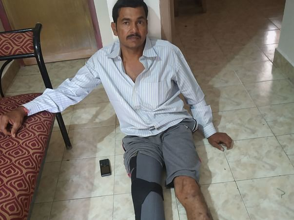 I Need Your Urgent Support In Fighting Diabetic Gangrene Of Toes