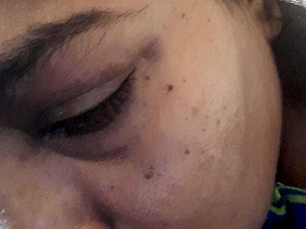 Help a domestic violence survivor get back on her feet!