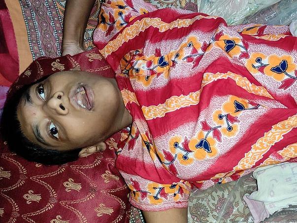 24 years old Subhadra Kumari Ram needs your help fight Disability