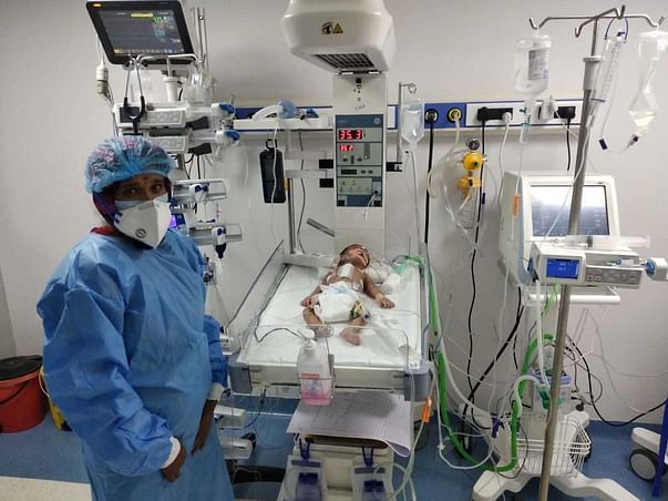 This 1 Month Old Needs Your Urgent Support In Fighting Heart Disease