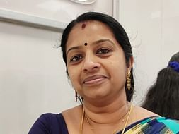 Support Kavitha Shaji recover from T cell lymphoma and  G B Syndrome
