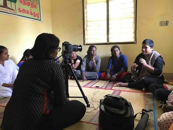 DONATE TO HELP DALIT WOMEN RAISE THEIR VOICES AGAINST INJUSTICE
