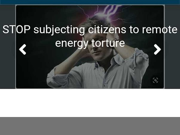 Donate to help Indian citizens subjected to Neuroweapon aided torture!
